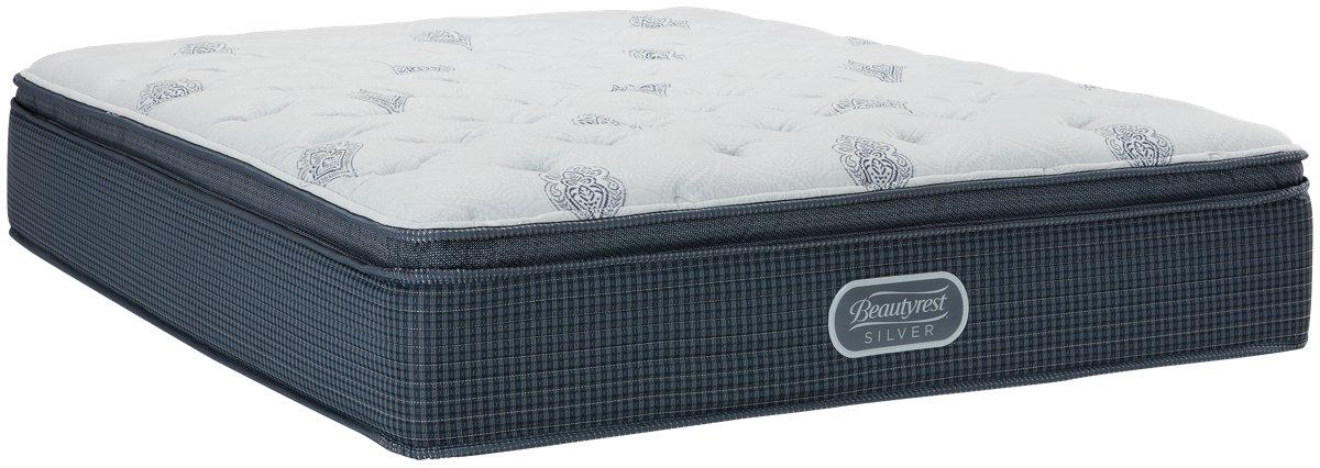Beautyrest Silver Palm Springs Plush Pillow Top Mattress