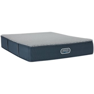Beautyrest Silver Vista Trail Hybrid Luxury Firm Mattress