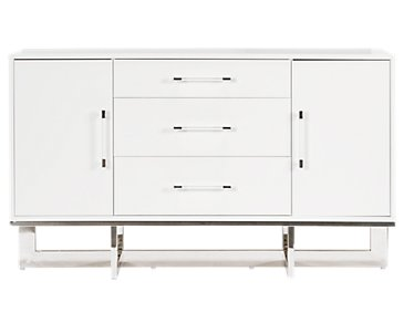 Cortina White Buffet