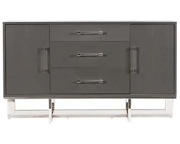 Cortina Gray Buffet