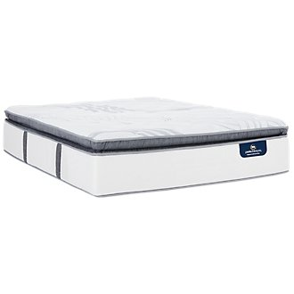 Serta Perfect Sleeper Ridgley Plush Pillow Top Mattress