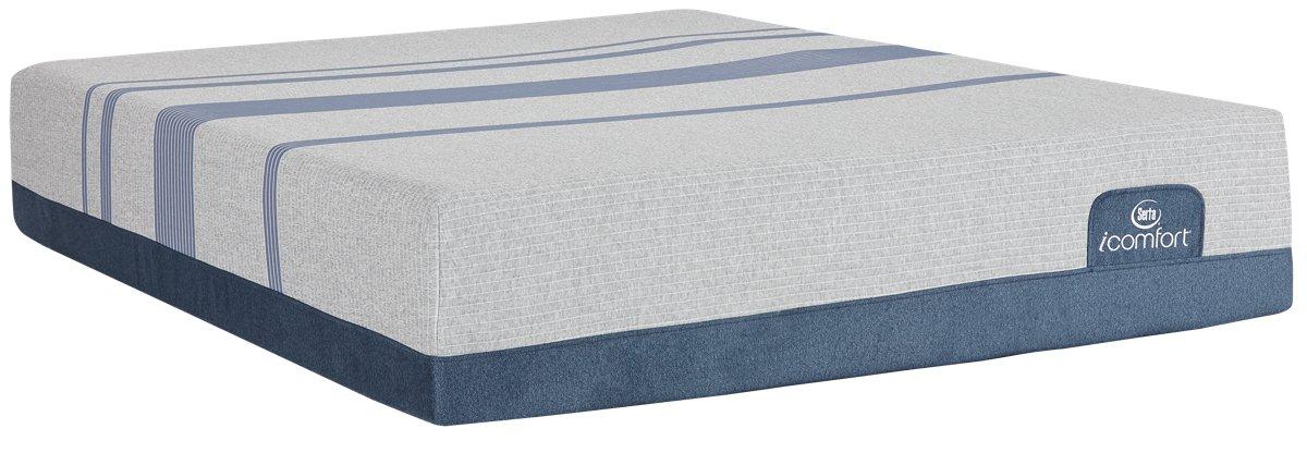 city furniture: serta icomfort blue max 1000 plush mattress set