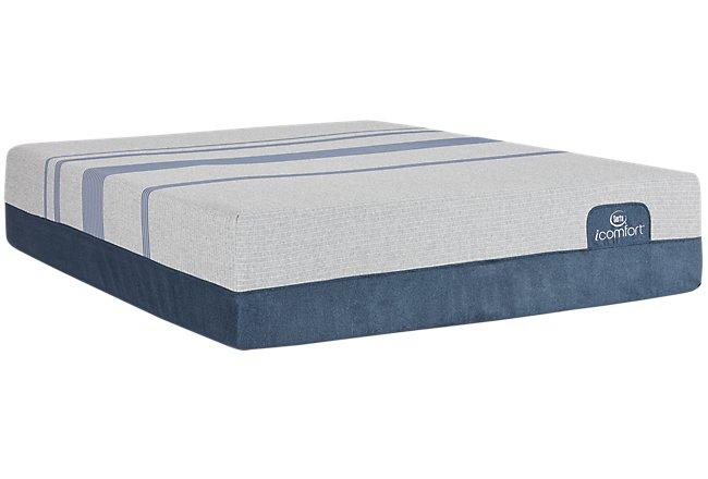 Serta iComfort Blue Max 3000 Plush Memory Foam Mattress