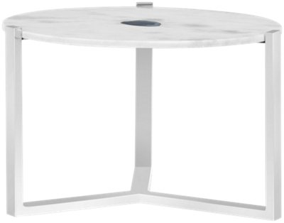Image Of Agate Marble Accent Table With Sku:161784