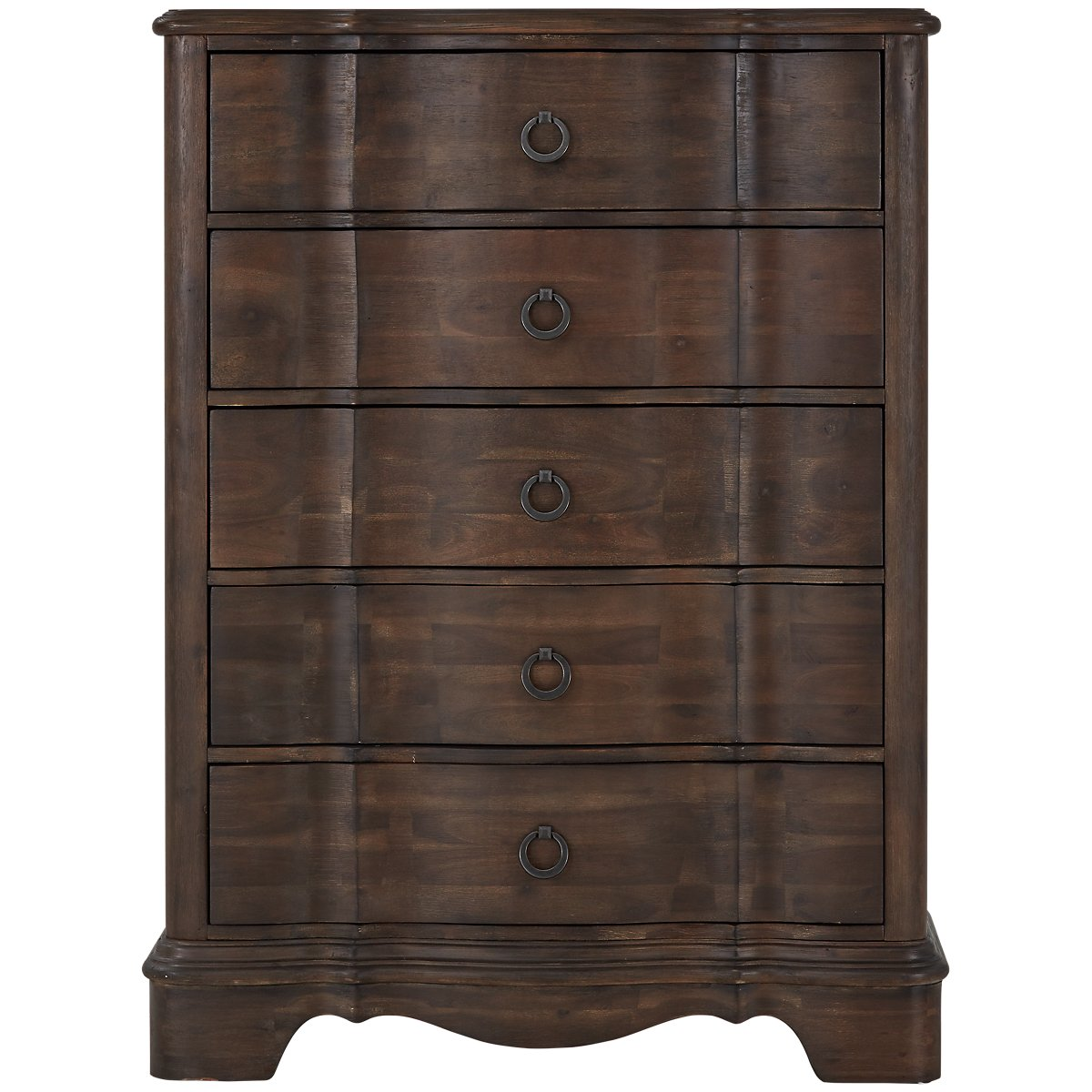 Parliament Light Tone Drawer Chest