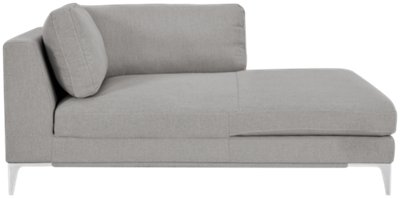 Madison Gray Fabric Small Right Chaise Sectional. Madison Gray Fabric Small Right Chaise Sectional  sc 1 st  City Furniture : right chaise sectional - Sectionals, Sofas & Couches