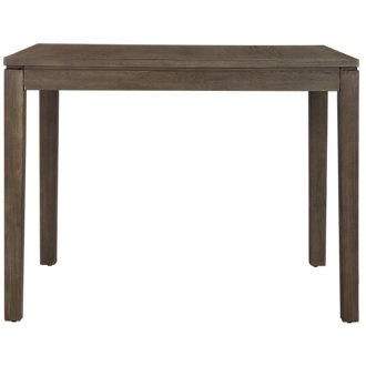 Bravo Dark Tone Square High Dining Table