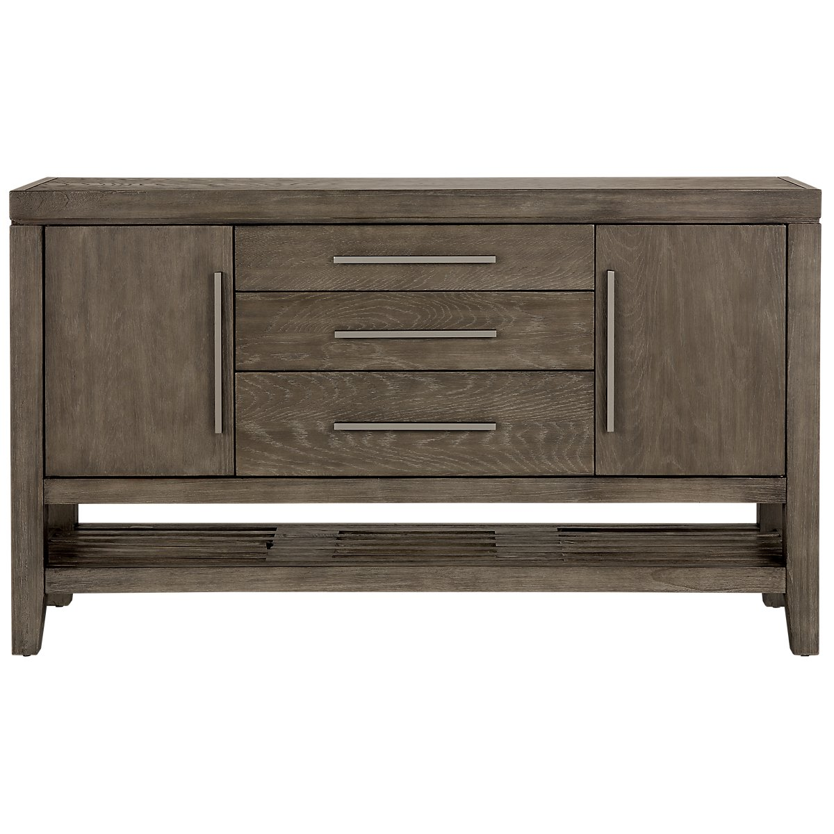 City Furniture Bravo Dark Tone Sideboard