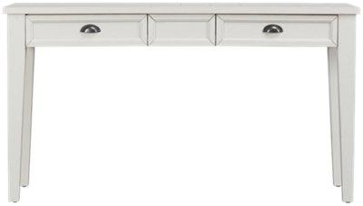 Contemporary white sofa tables Gray S1701250830f00widu003d1200heiu003d1200fmtu003djpegqltu003d850opsharpenu003d0resmodeu003dsharp2opusmu003d1180iccembedu003d0 City Furniture Kayla White Sofa Table