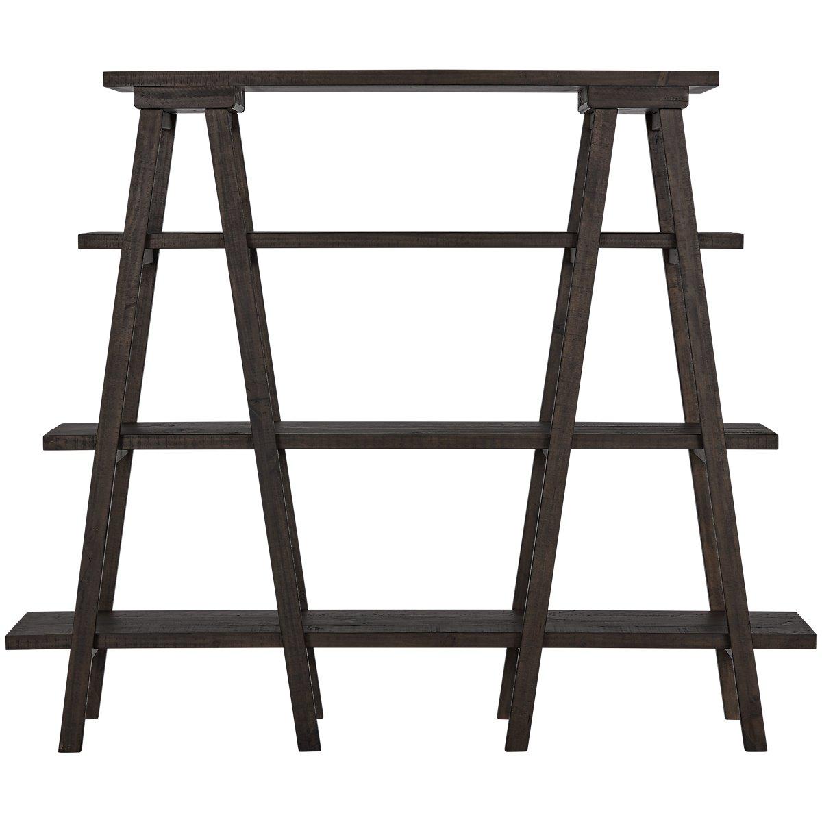 Sonoma Dark Tone Bookcase
