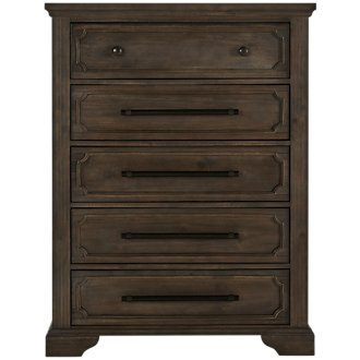 Arlington Mid Tone Drawer Chest