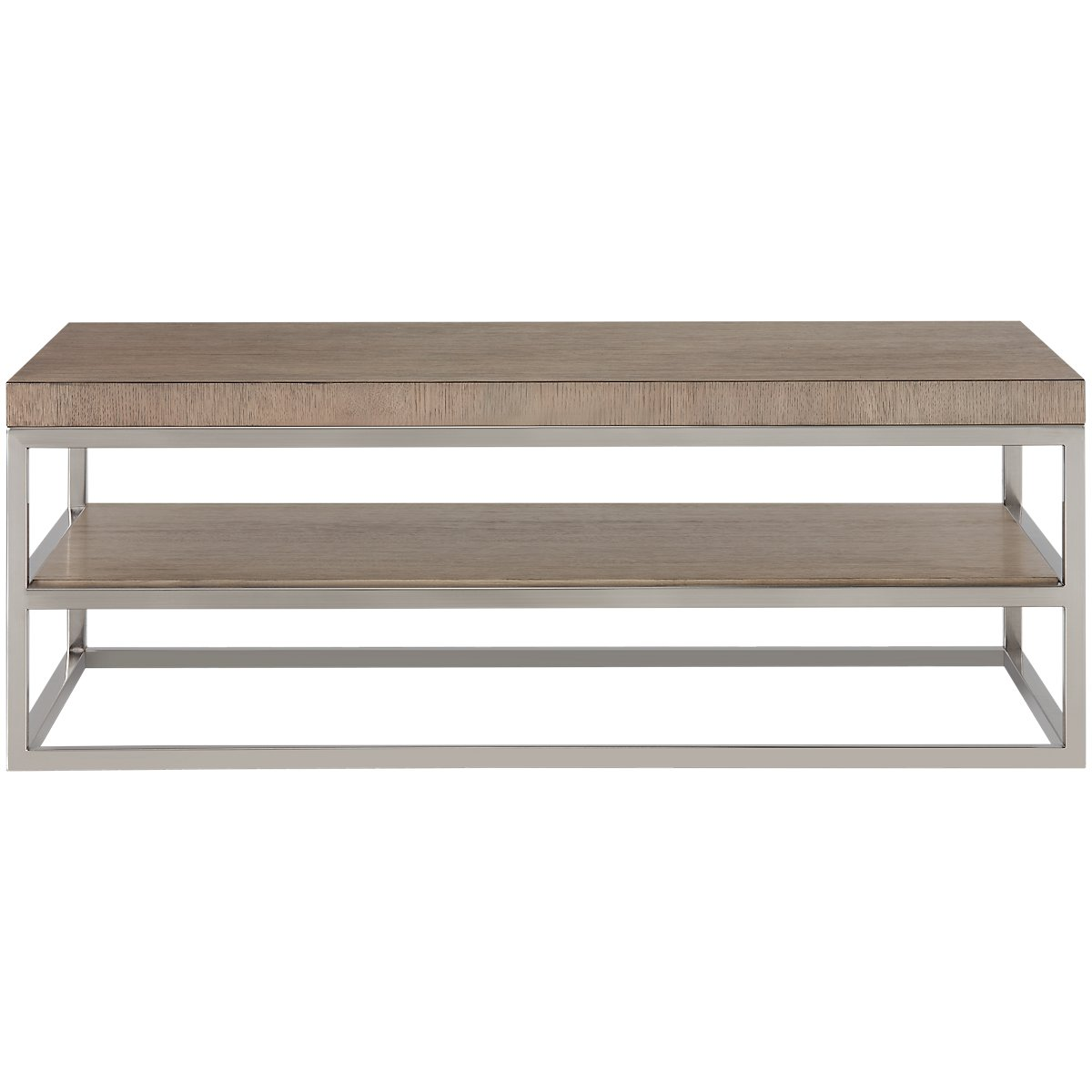 Gramercy Light Tone Rectangular Coffee Table