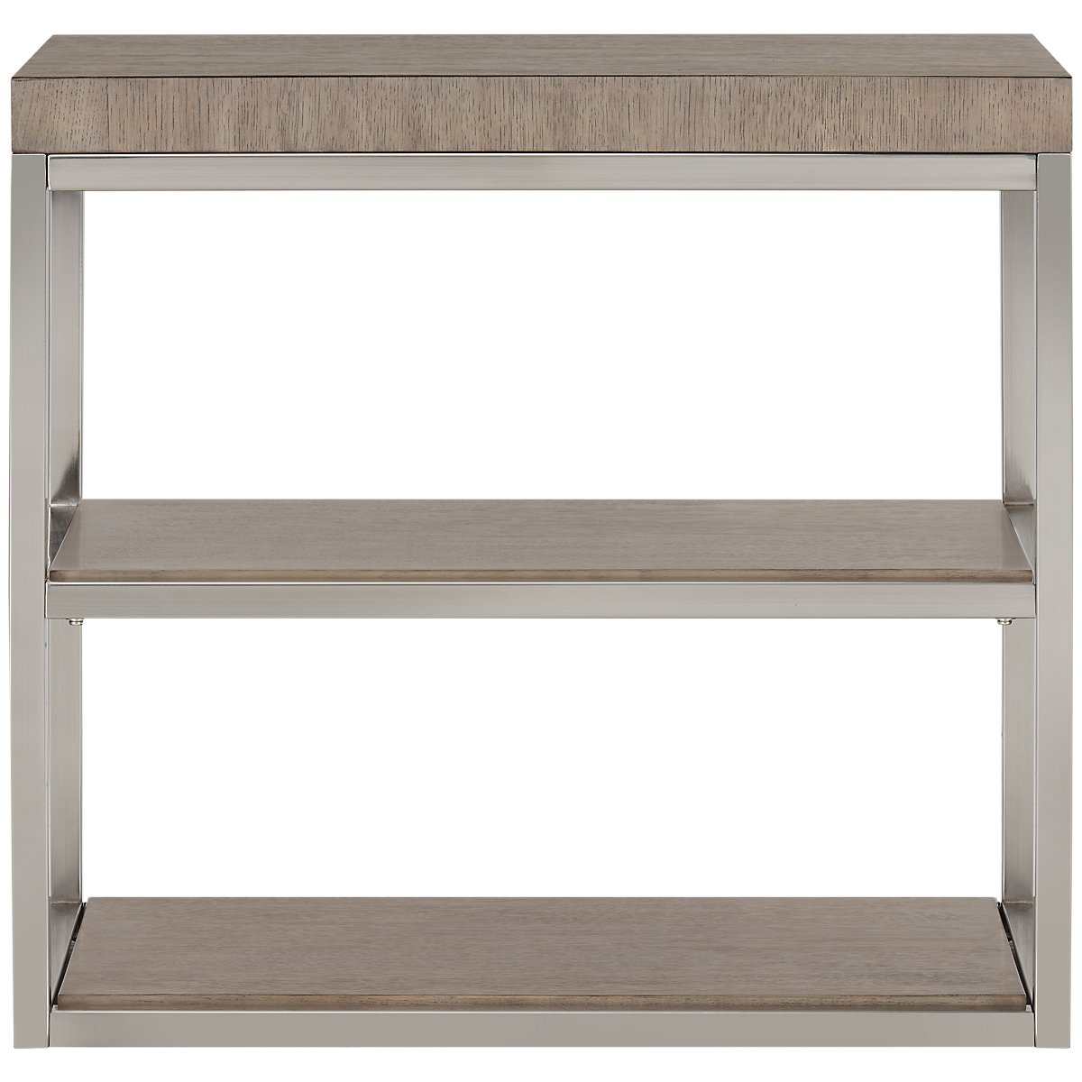 Gramercy Light Tone End Table