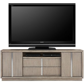 "Gramercy Light Tone 70"" TV Stand"