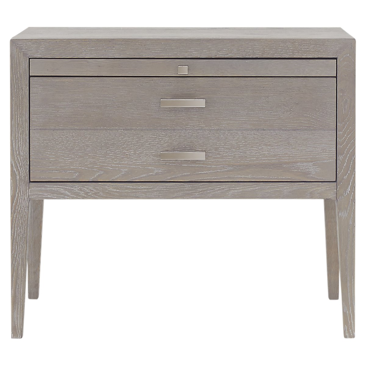 Berlin Light Tone Wood Nightstand Bedroom Nightstands City Furniture