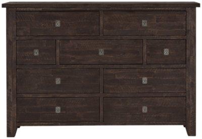Kona Grove Dark Tone Dresser