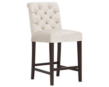 """Sloane2 Beige 24"""" Upholstered Barstool"""