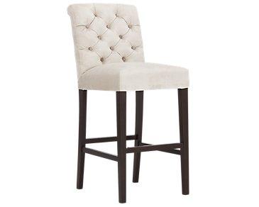 """Sloane2 Beige 30"""" Upholstered Barstool"""