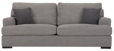 Samson Light Gray Fabric Sofa