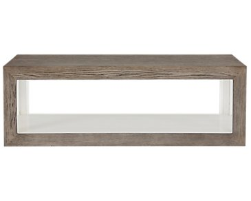 Oldham Two-Tone Rectangular Coffee Table