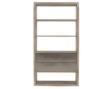 Spaulding Light Tone Etagere