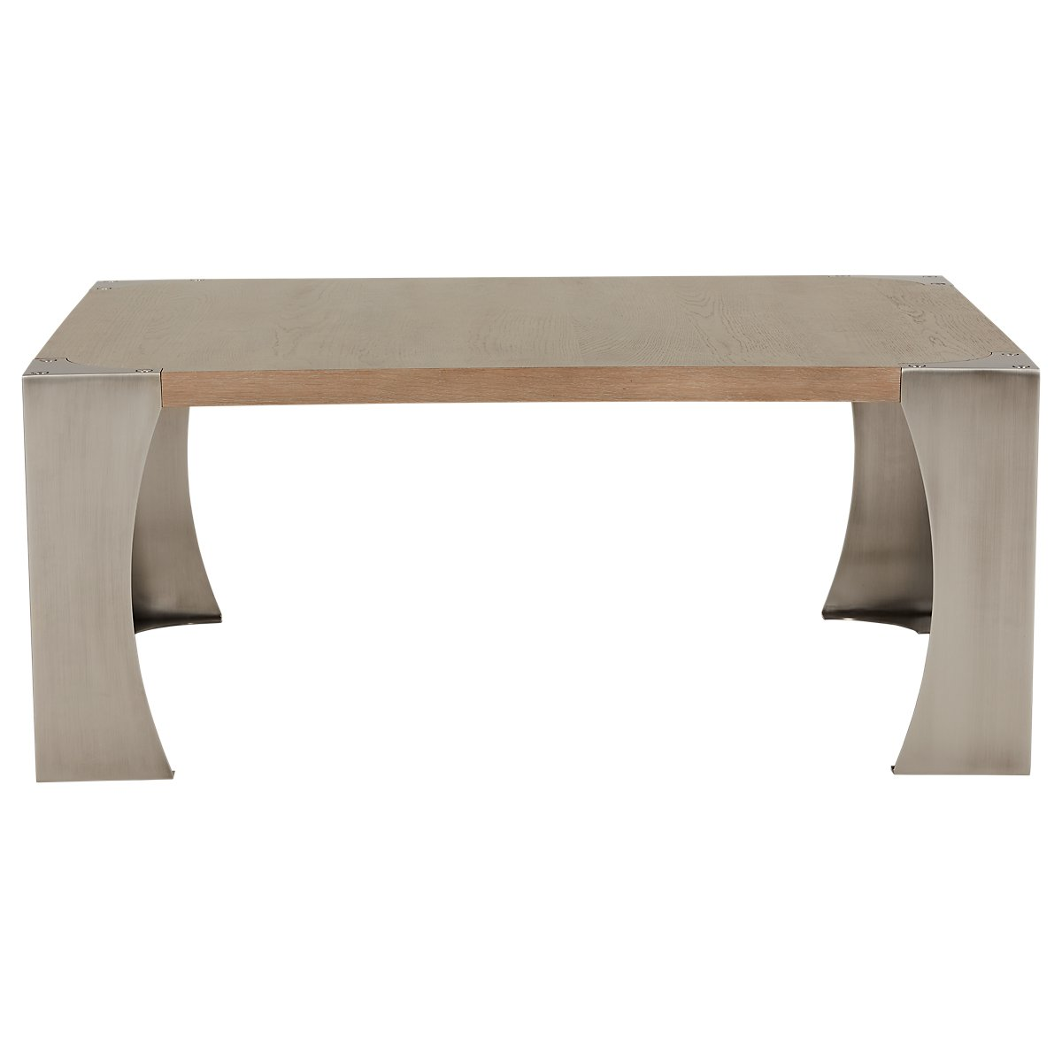 City Furniture Farr Light Tone Rectangular Coffee Table