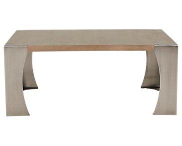 Farr Light Tone Rectangular Coffee Table
