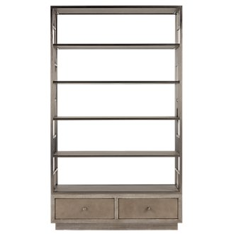 Mosaic Light Tone Etagere