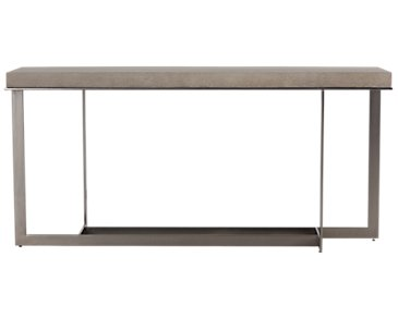 Mosaic Light Tone Console Table