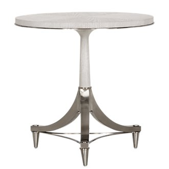 Domaine Light Tone Round End Table