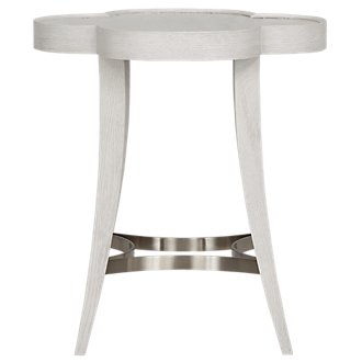 Domaine Light Tone Chairside Table