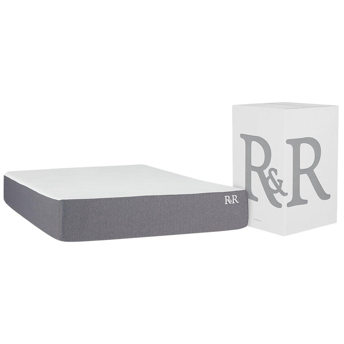 Rest & Renew Villa Memory Foam & Gel Mattress