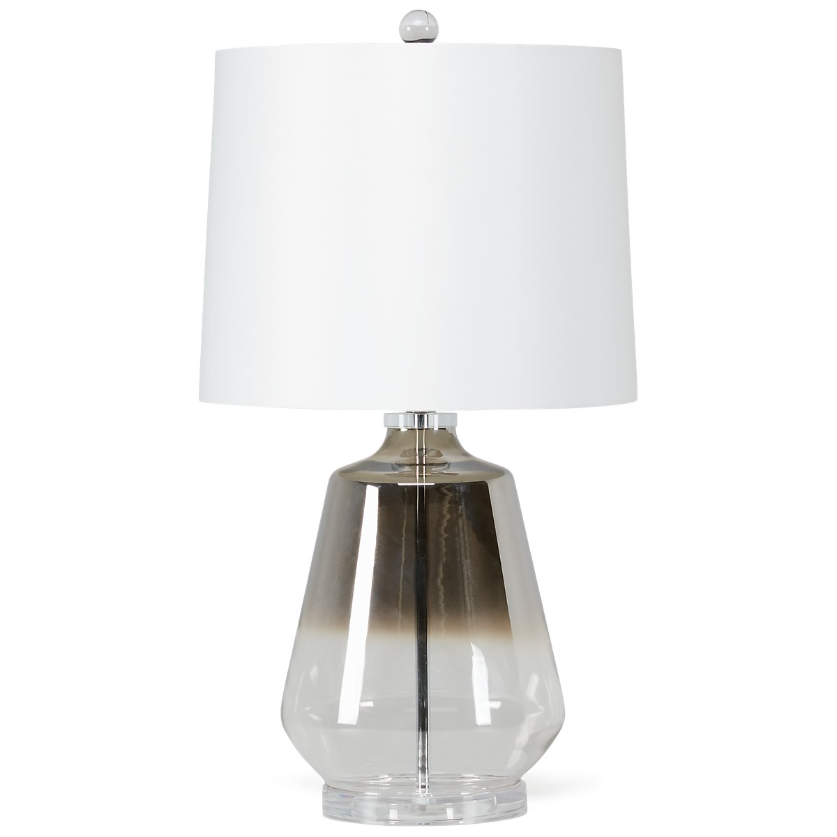 City furniture adara silver table lamp adara silver table lamp geotapseo Image collections