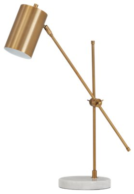 Danielle Bronze Desk Lamp
