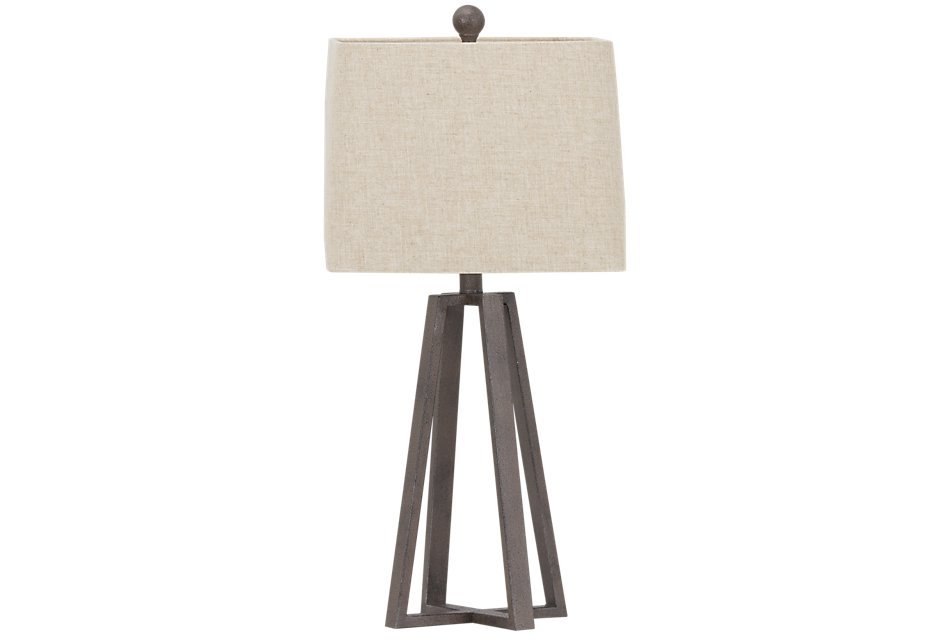 Denison Brown  Table Lamp