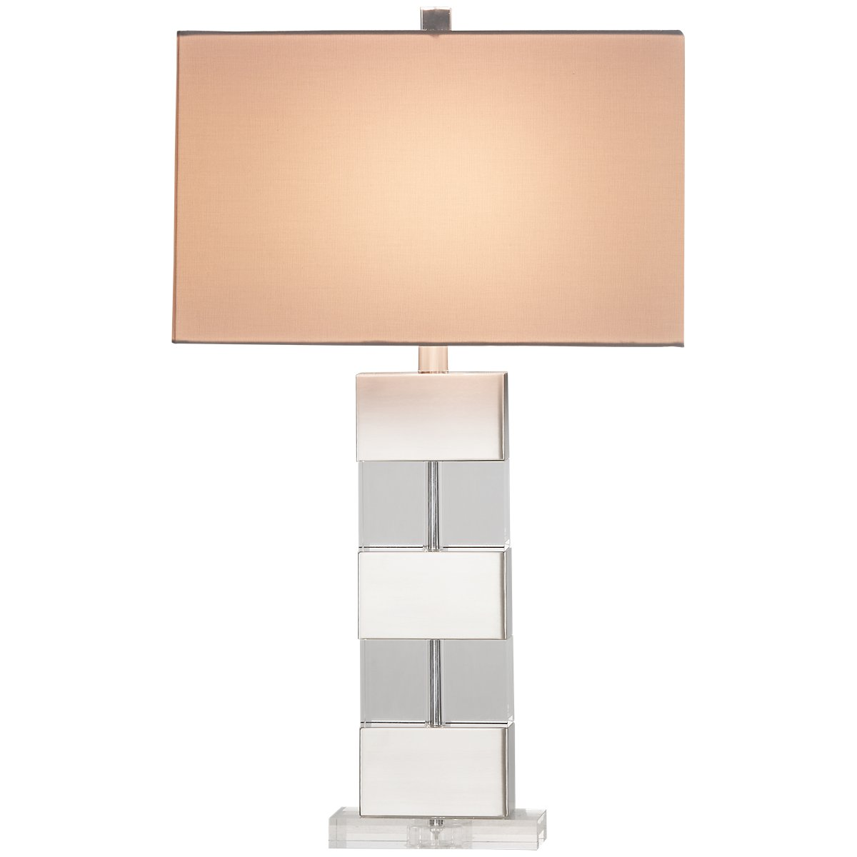 City furniture elara silver table lamp elara silver table lamp view larger geotapseo Image collections