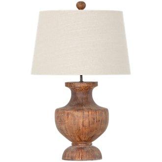 Stella Brown Table Lamp