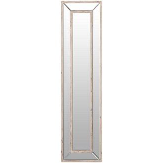 Pompano Dark Gold Floor Mirror