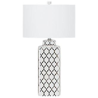 Sydney Silver Table Lamp