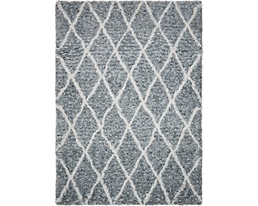 Galway Gray 5X7 Area Rug