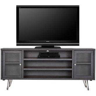 """Studio Black 74"""" TV Stand"""