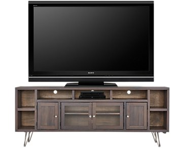 "Studio Dark Tone 84"" TV Stand"
