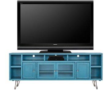 """Studio Blue 84"""" TV Stand"""