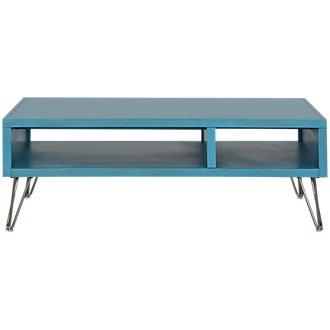 Studio Blue Square Coffee Table