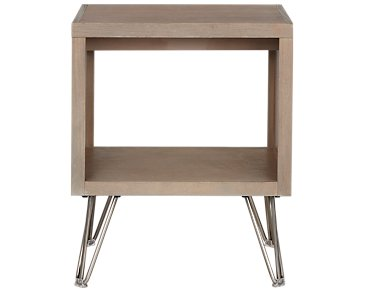 Studio Light Tone Square End Table