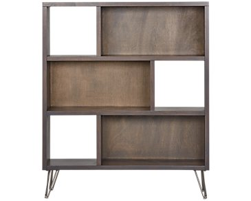 Studio Dark Tone Open Bookcase