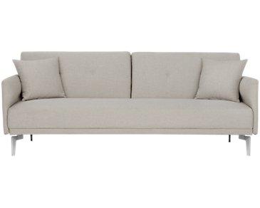Amani Beige Sofa Futon