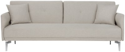 Image Of Amani Beige Sofa Futon With Sku:3000022