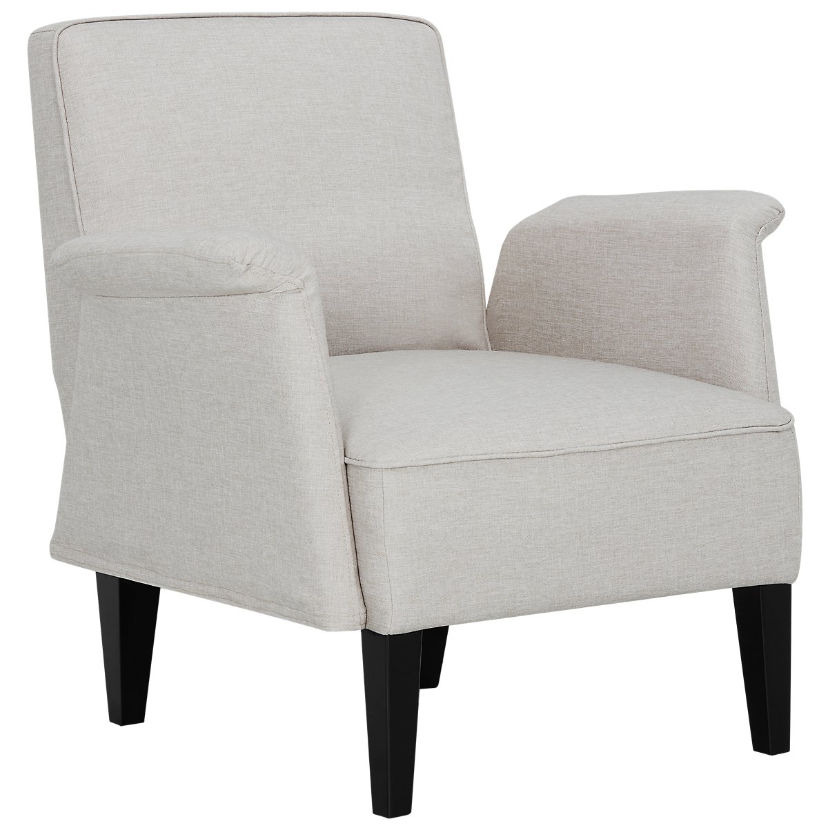 Nigel Beige Accent Chair