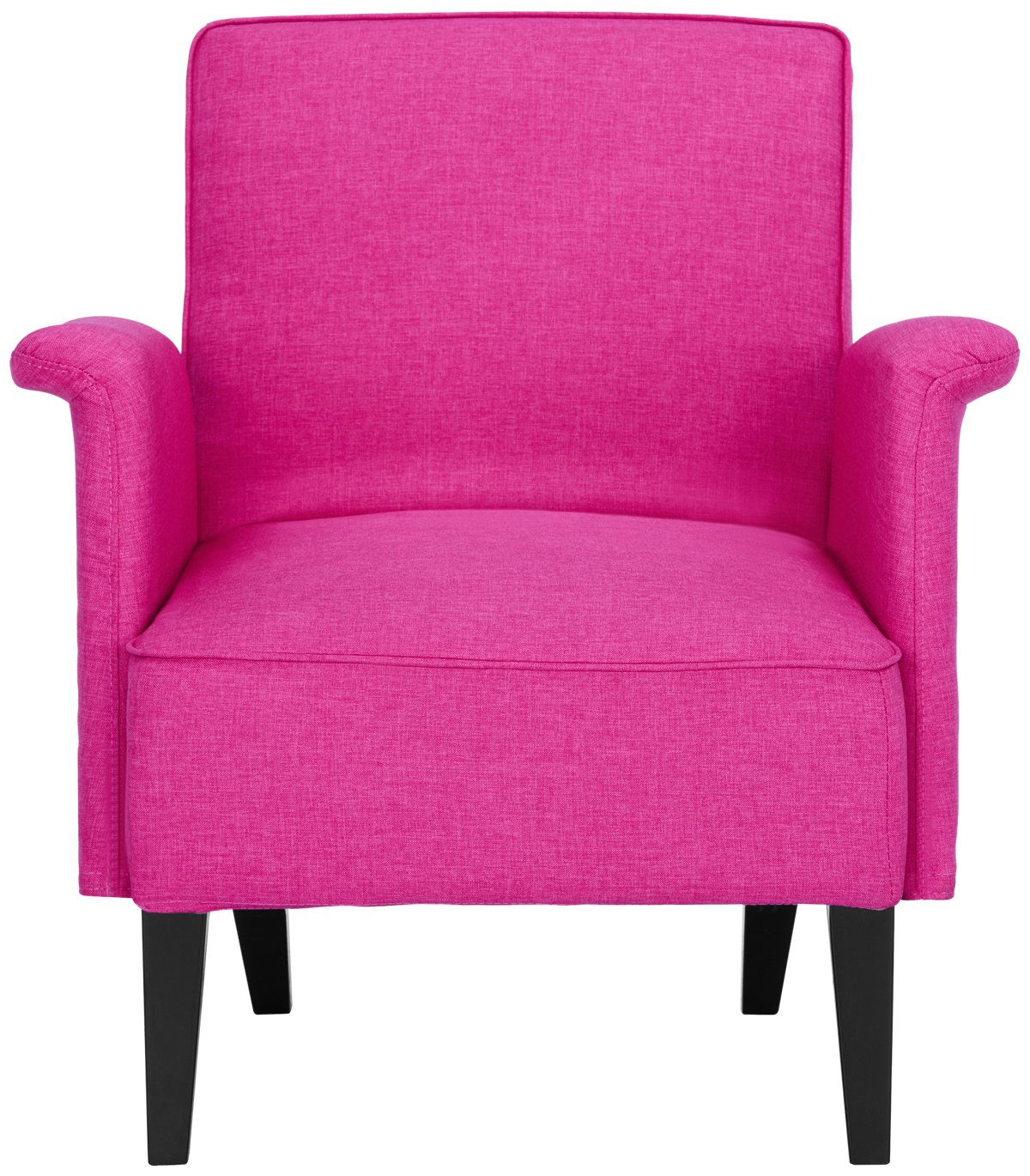 city furniture: nigel pink accent chair